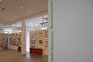 Schon im Eingang zur Ausstellung erkennt man: Hier gibt es viel zu entdecken. Foto: BSM