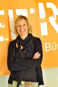 Esther Kappe freut sich auf viele Coworker im ZeitRaum. Fotos: BSM