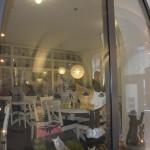 Der Blick von außen: Das Café befindet sich in der ehemaligen Husarenkaserne am Altewiekring. Foto: BSM