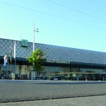 Das Bahnhofsgebäude erregt noch heute die Gemüter. Foto: Bärbel Mäkeler