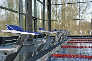 Auch Schwimmer kommen in der Wasserwelt nicht zu kurz. Foto: BSM