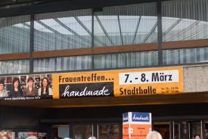 Die handmade fand im März in der Stadthalle Braunschweig statt. Foto: Sandra Dirks