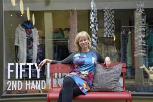 Inhaberin Marion Ley lebt ihren Traum vom eigenen Laden. Foto: BSM