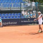 Der Deutsche Peter Heller scheiterte in der letzten Runde der Qualifikation an Jason Kubler.