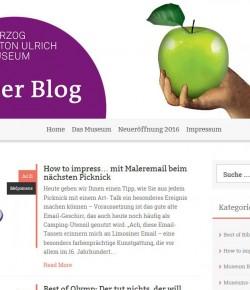 Ein Blog zum neuen HAUM