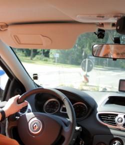 Autofahren für die Wissenschaft