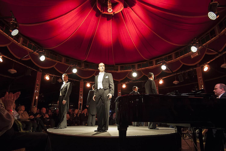 Die Comedian Harmonists kommen auch in diesem Jahr wieder nach Braunschweig. Foto: imagegroove