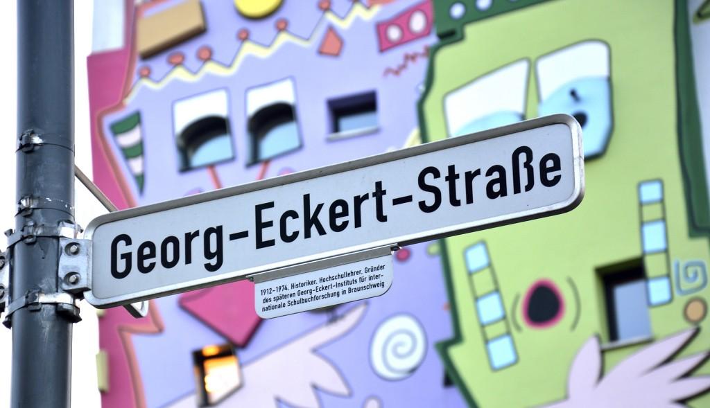 Historiker und Hochschullehrer Georg Eckert hat das internationale Institut für Schulbuchforschung in Braunschweig gegründet.  Foto: BSM