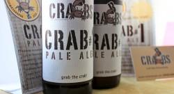 Das Bier mit der Krabbe