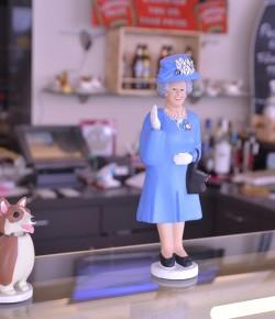 Zum Tee mit der Queen?