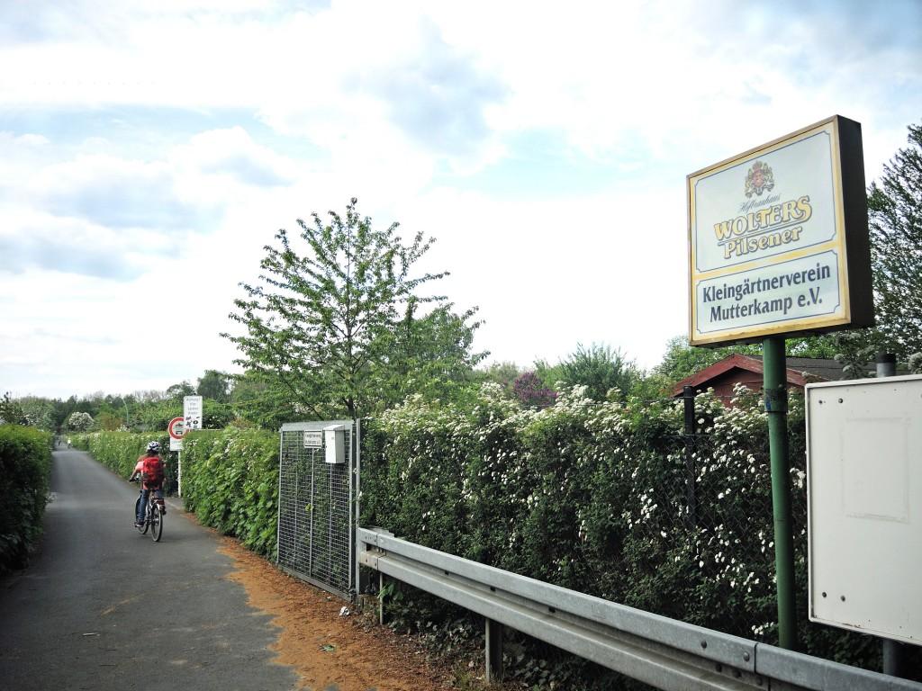 Rückzugsort für Großstädter: der Kleingartenverein. Foto: BSM