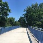 Über sieben Brücken... Foto: BSM