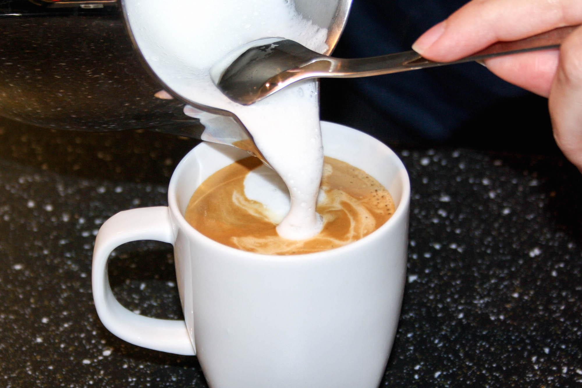 kulinarischer kaffeegenuss f r alle leben in der l wenstadt. Black Bedroom Furniture Sets. Home Design Ideas