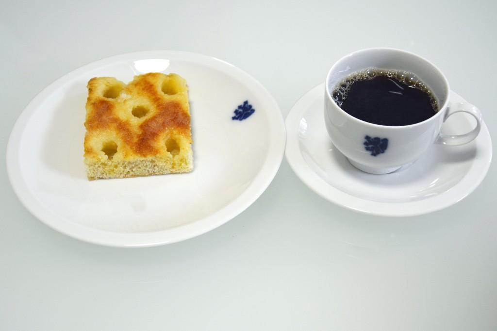Kaffee und Kuchen stillen den Mittagshunger. Foto: BSM