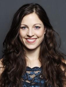 Sie spielt die weibliche Hauptrolle Sheila: Natalie Parsa. Foto: Natalie Parsa