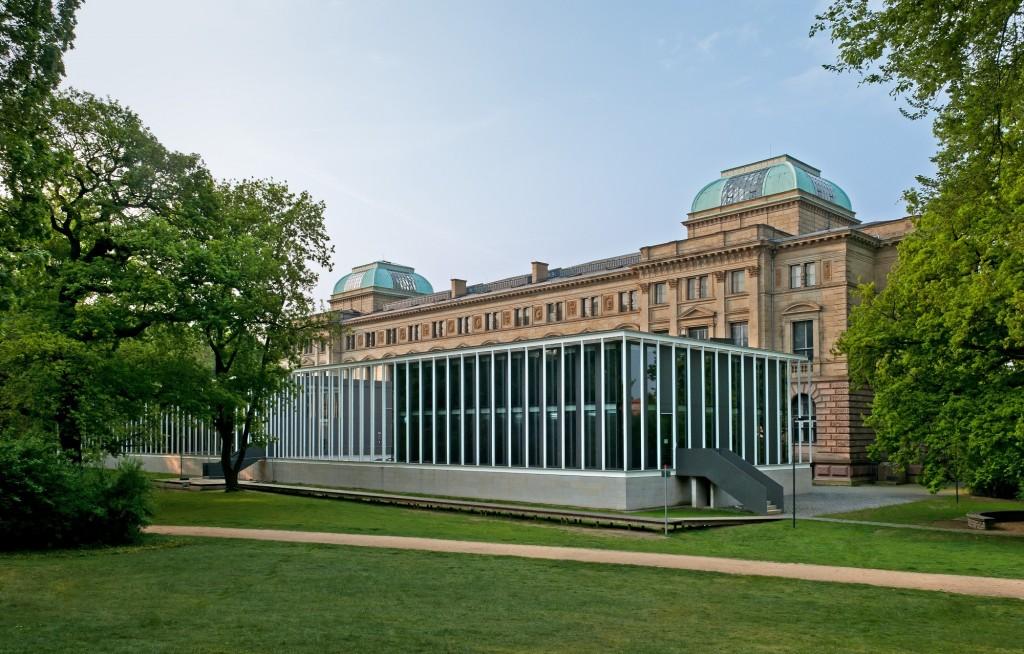 Außenansicht Herzog Anton Ulrich-Museum