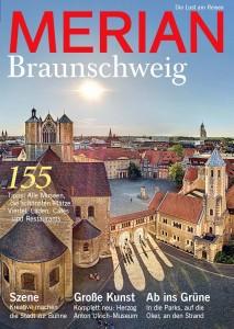 Die Braunschweig-Ausgabe des Reisemagazines MERIAN erschien im September 2016.