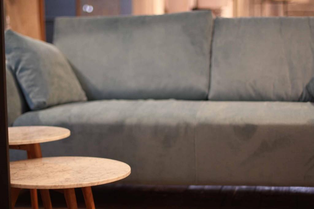 Sofa zum Mitnehmen im Hey Store