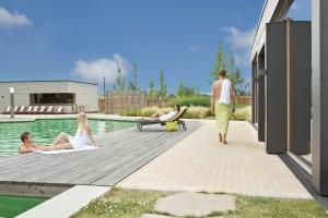 Nach dem Schwitzen braucht der Körper eine Erfrischung und Entspannung. Stadtbad GmbH / Verena Meier