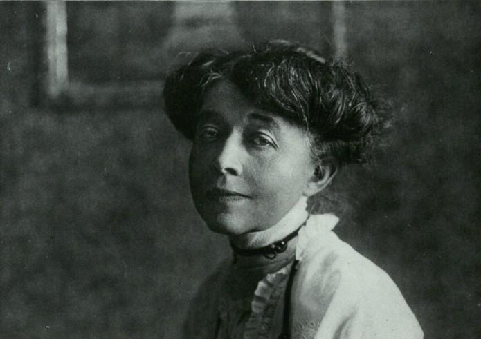 Ricarda Huch war eine Braunschweiger Historikerin und Literaturwissenschaftlerin und hat als erste Frau promoviert.