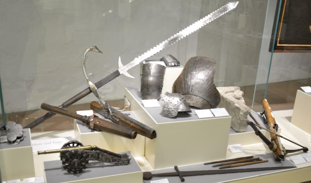 Es war nicht immer friedlich in der Stadt. Mehrfach mussten sich die Braunschweiger Bürger gegen die Herzöge verteidigen. Foto: BSM