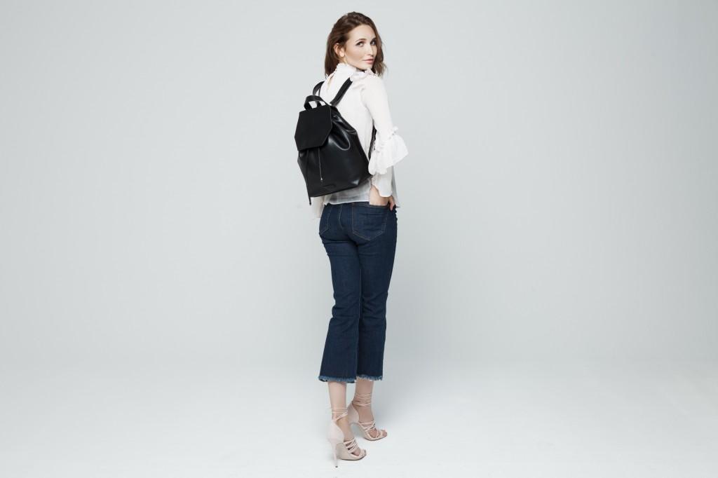 Dieser Rucksack heißt Maria. Das Material der Taschen wird übrigens regelmäßig vom TÜV überprüft und zertifiziert. Foto: estileo GmbH