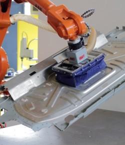 Der Roboter mit dem Samthandschuh