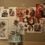Mit dem Raum für junge Kunst wird eine Verbindung zur Gegenwart geschaffen. Foto: BSM