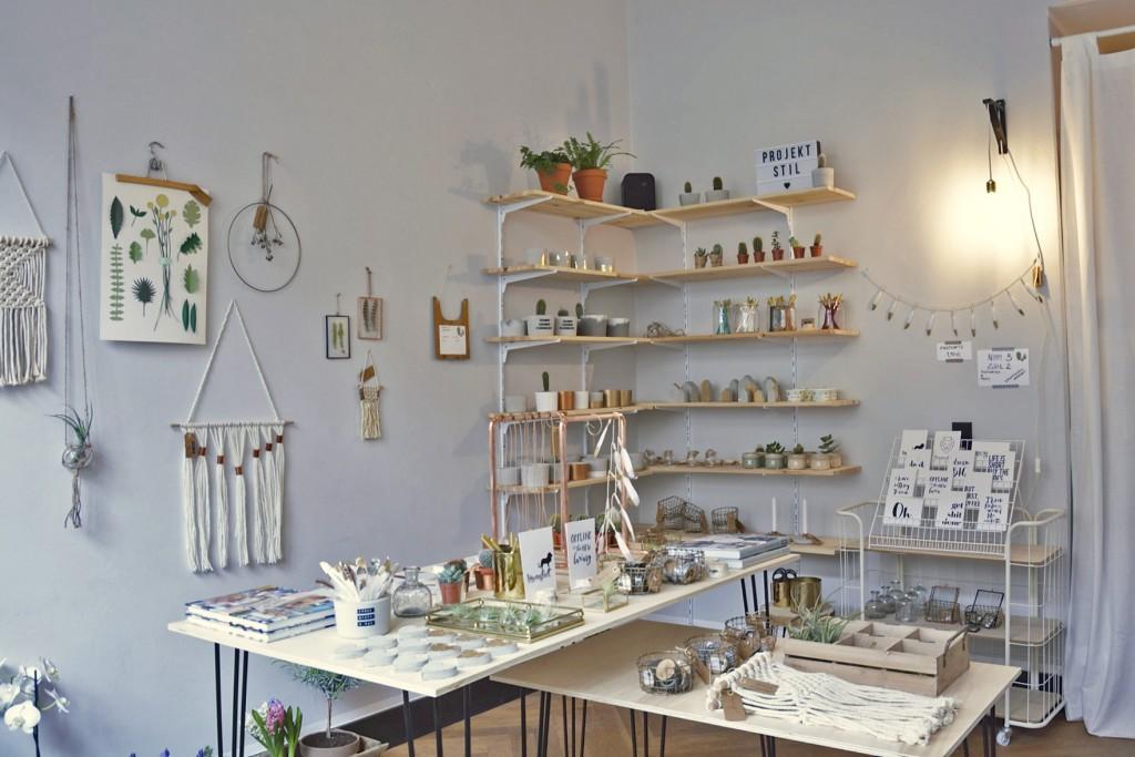 Ein kleiner Eindruck aus dem Eckladen Projekt Stil im Lindenhof. Foto: BSM