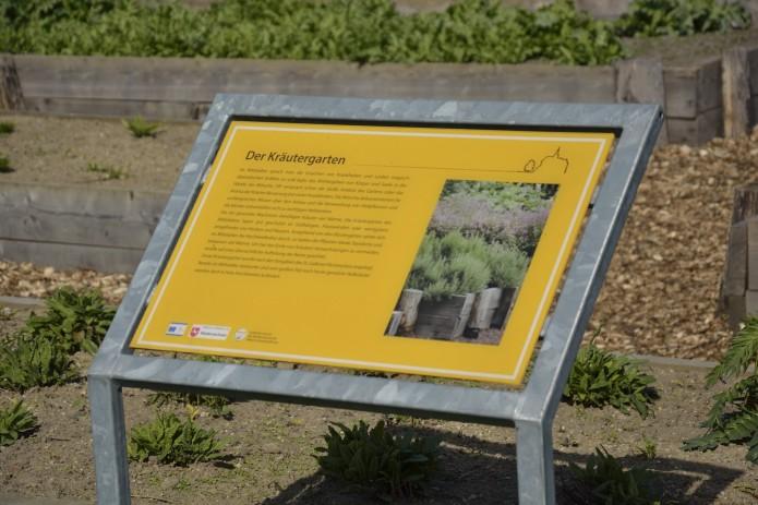 Für die Besucher gibt es eine kleine Einführung. Foto: BSM