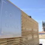 Dachterasse mit Bar und Ausblick - das soldekk in Braunschweig
