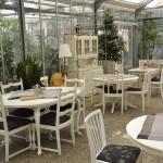 Eine helle und freundliche Einrichtung lädt auch im Winter zum Kaffeegenuss ein. Foto: BSM
