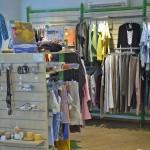 ... sowie Kleidung. Foto: BSM