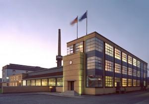 Das Fagus-Werk: Ein Industriedenkmal, in dem noch heute produziert wird. Foto: Fagus-Grecon