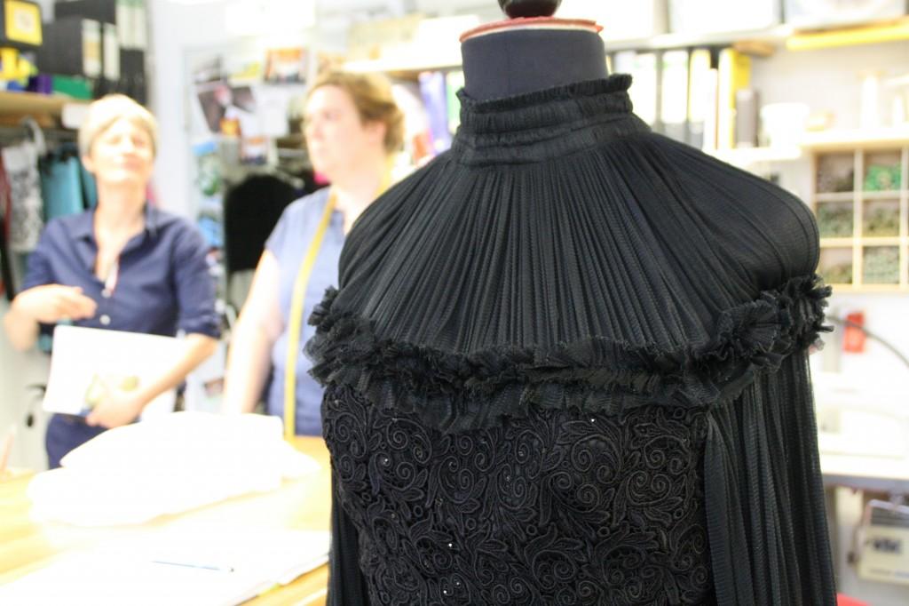 Dieses wunderbare Kleid ist jeden Cent wert. Foto: Bärbel Mäkeler