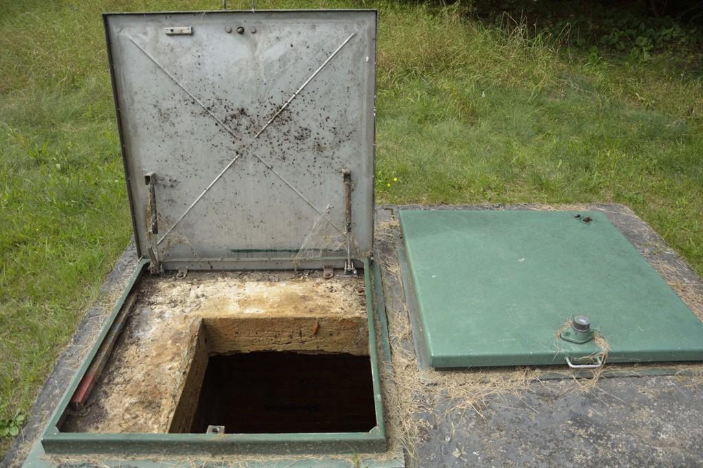 Ein Brunnen am Wasserwerk