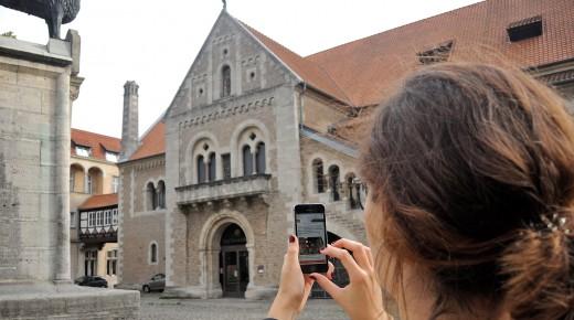 Mit Augmented Reality die Löwenstadt entdecken
