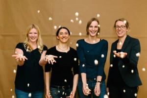 Kernteam des Haus der Wissenschaft Braunschweig. Foto: Lasse Lehmann