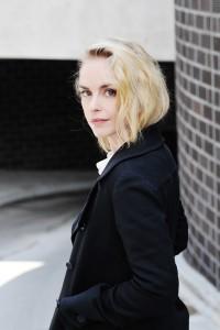 Schauspielerin Nina Hoss besucht zum 31. Braunschweig International Filmfest die Löwenstadt. Foto: Stefan Klüter