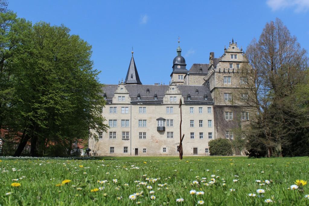 Schloss Wolfsburg. Foto:  WMG Wolfsburg