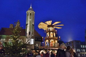 Am 29. November wird der Weihnachtsmarkt 2017 eröffnet. Foto: BSM/Daniel Möller