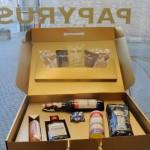 In dem Spezialitäten-Koffer stecken die Mumme-Produkte. Foto: BSM