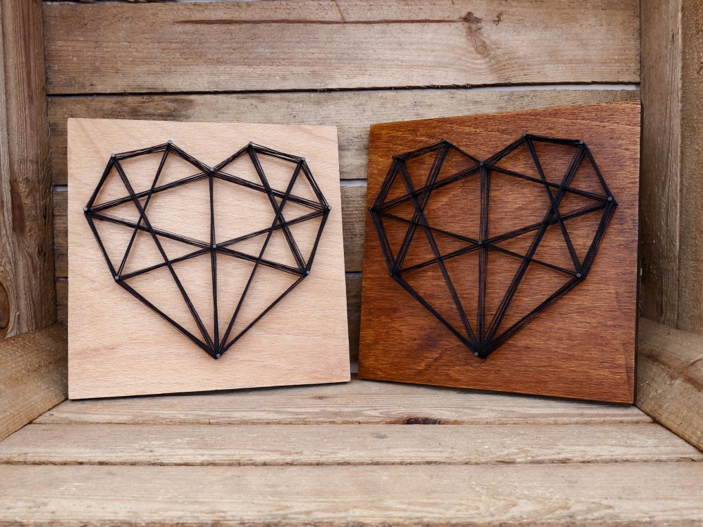 Ein beliebtes Motiv von Holz und Faden. Foto: Holz und Faden