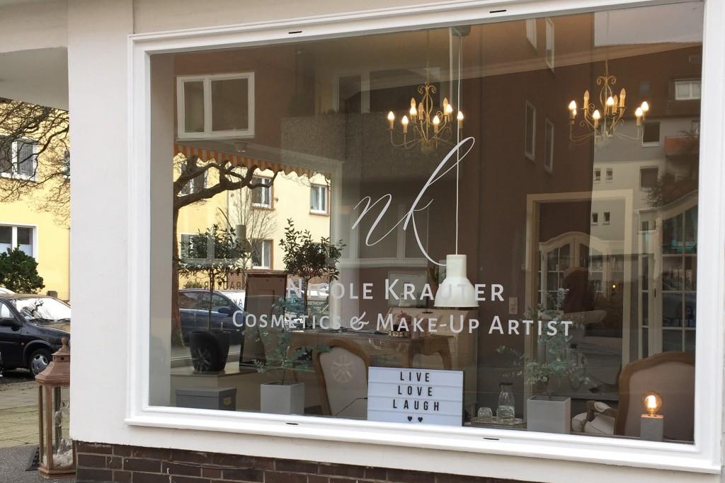 Das Kosmetikstudio NK-Cosmetics in der Wahholzstraße besteht seit 2017. Foto: Nicole Krauter