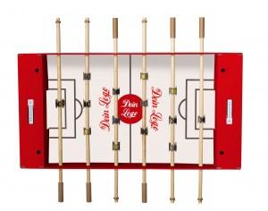 Leiser Spielspaß: Es entstehen kaum Spielgeräusche. Foto: Kickpack