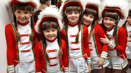 Nachwuchs für den Karneval