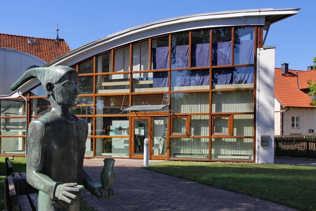Über die Streiche von Till Eulenspiegel informiert das gleichnamige Museum. Foto: Reinhard Scholz