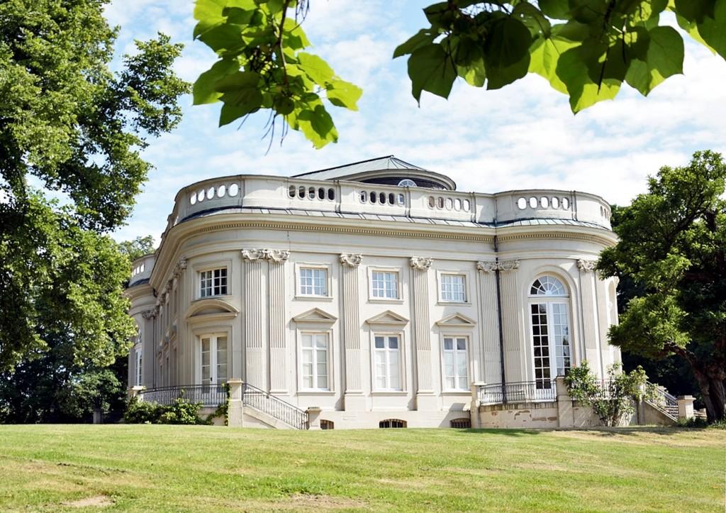 Das Schloss Richmond im Süden Braunschweigs war Carolines Geburtshaus. Foto: BSM