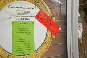 Herzliche Einladung: Am 2. und 3. Juni findet das Südsee-Fest statt, in dessen Rahmen der Segler-Verein auch seinen 50. Geburtstag feiert.  Foto: BSM