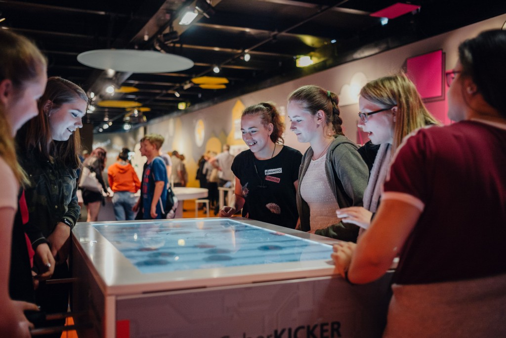 Eröffnung der MS Wissenschaft 2018 Arbeitswelten der Zukunft
